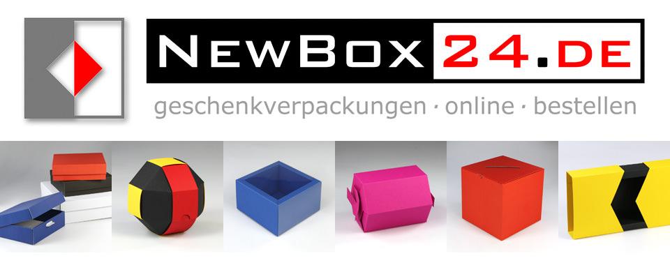 Geschenkverpackungen - NewBox24.de